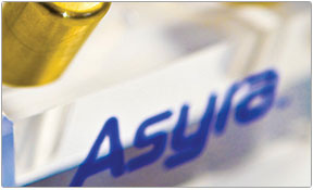 Asyra Pro, the quick, easy and professional solution