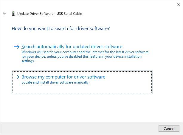 Where Are My Drivers Located Windows 10