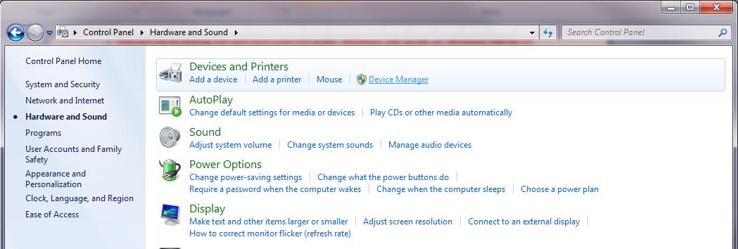 reinstall printer drivers windows 7