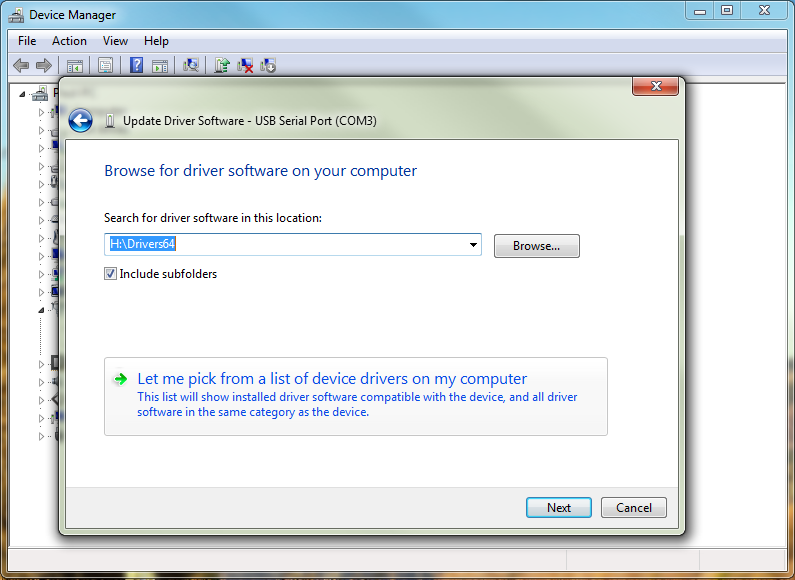 update drivers windows 7 software
